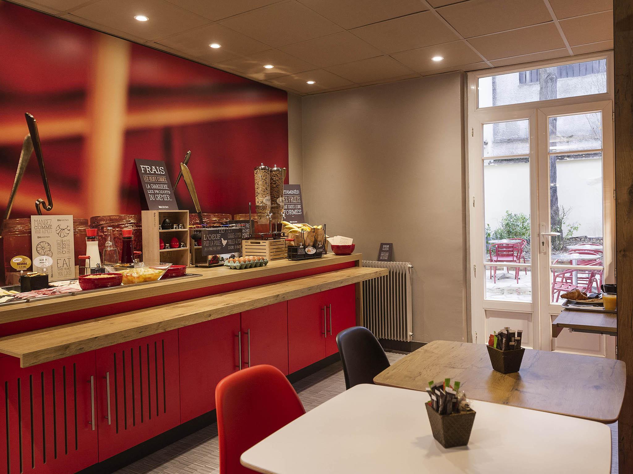 hotel in parijs ibis vaugirard porte de versailles