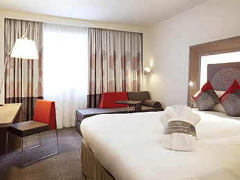Rooms - Novotel London City South