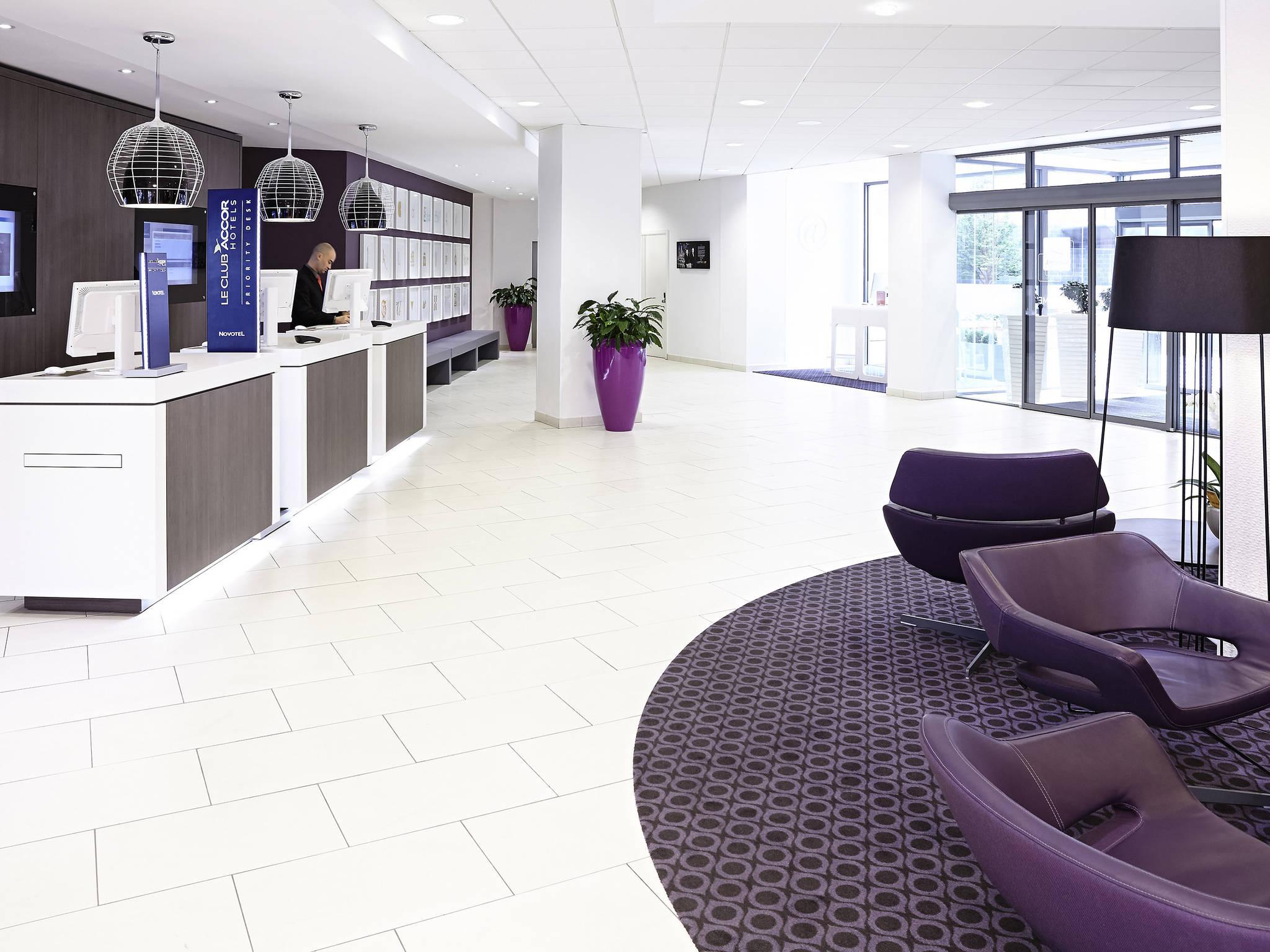 Hotell – Novotel Leeds Centre