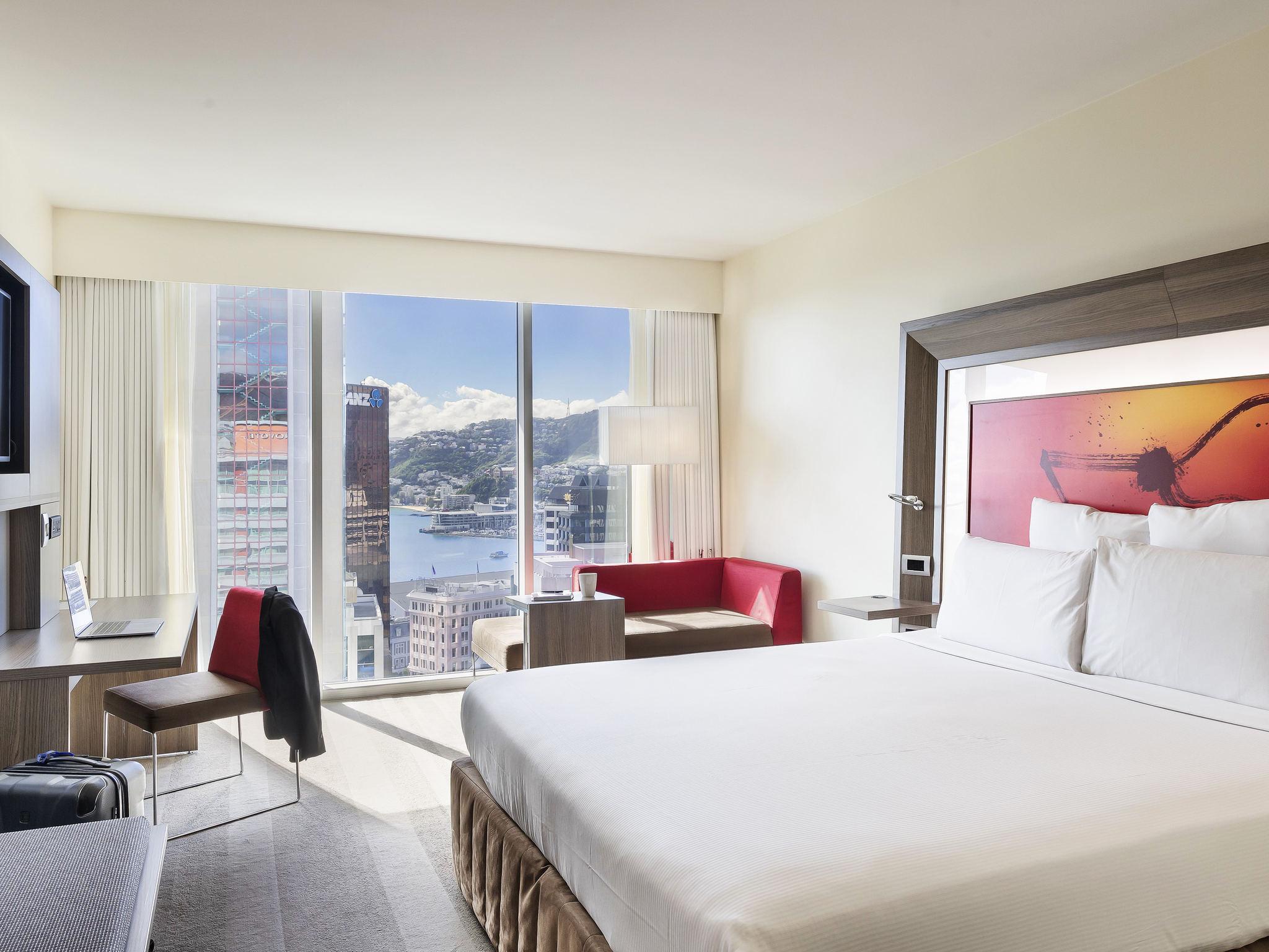 โรงแรม – Novotel Wellington