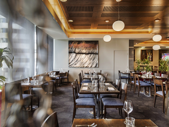 Restaurant - Novotel Wellington