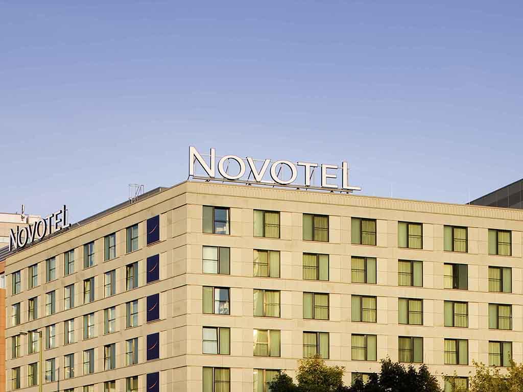 Hotel Novotel Berlin Mitte Berlin Tyskland