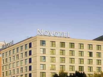 نوفوتيل Novotel برلين ميتي