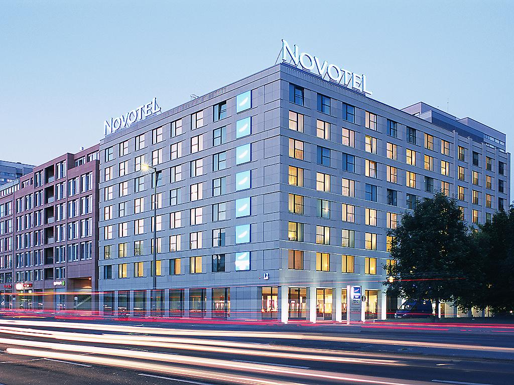 Hotel Novotel Mitte Berlin