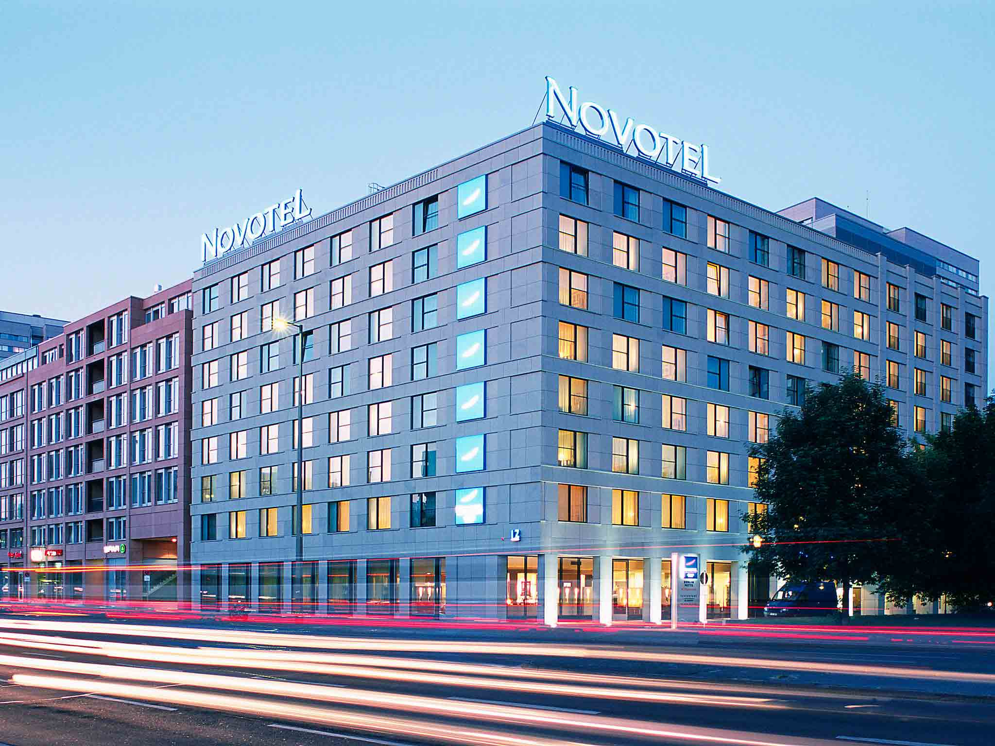 Hotel Novotel Berlin Mitte Book Your Hotel Now Wifi