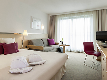 Rooms - Novotel Berlin Mitte