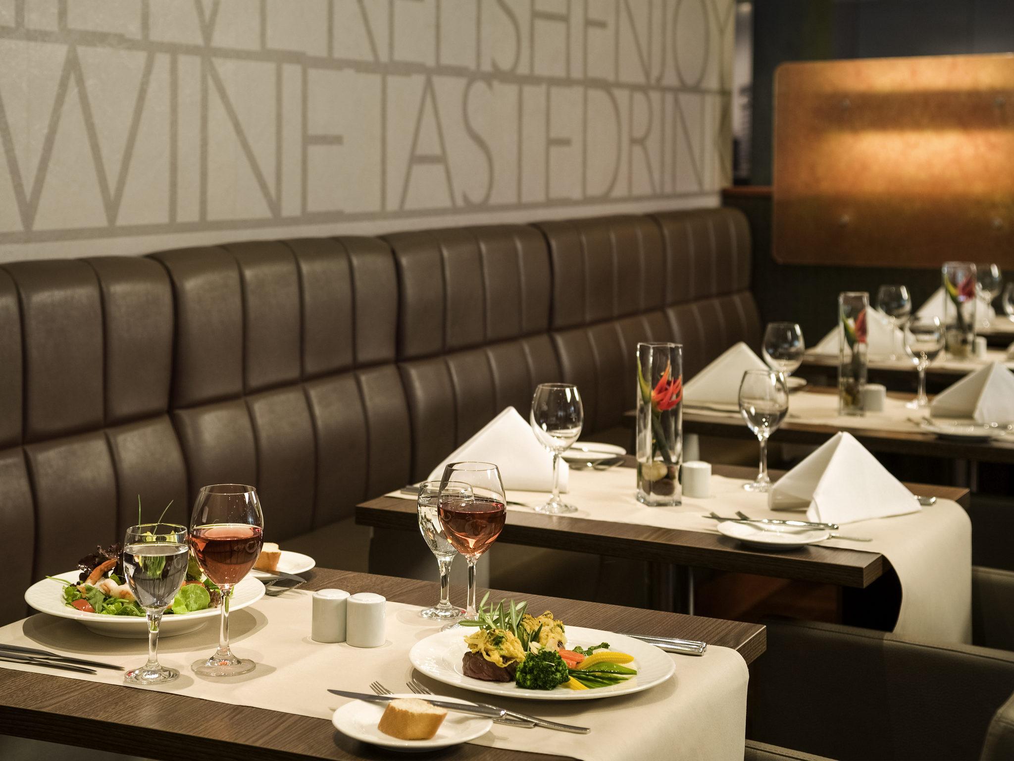 โรงแรม – Novotel Duesseldorf City West (Seestern)