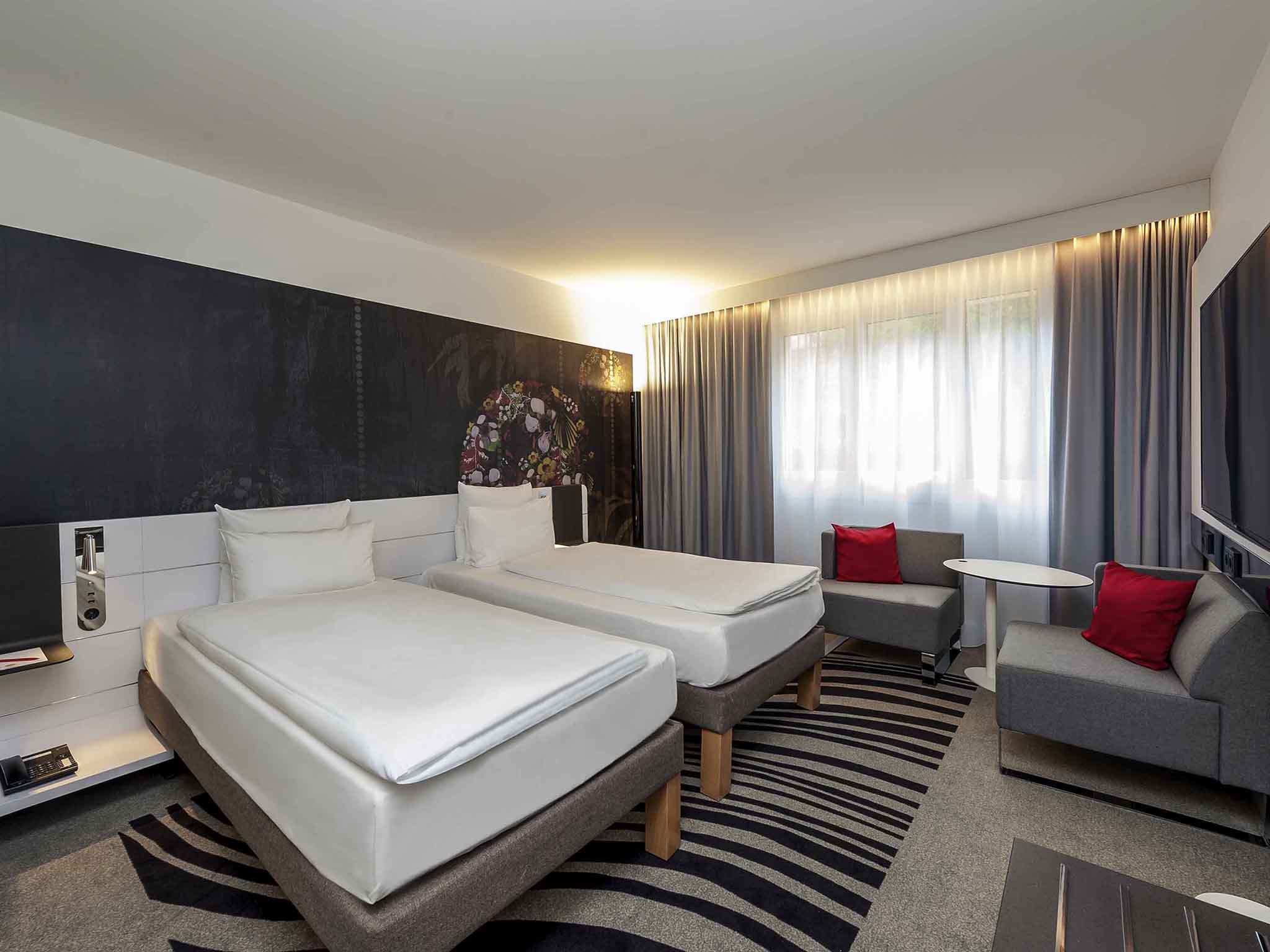 Hotel Novotel Munich City Book now Free Spa with Pool