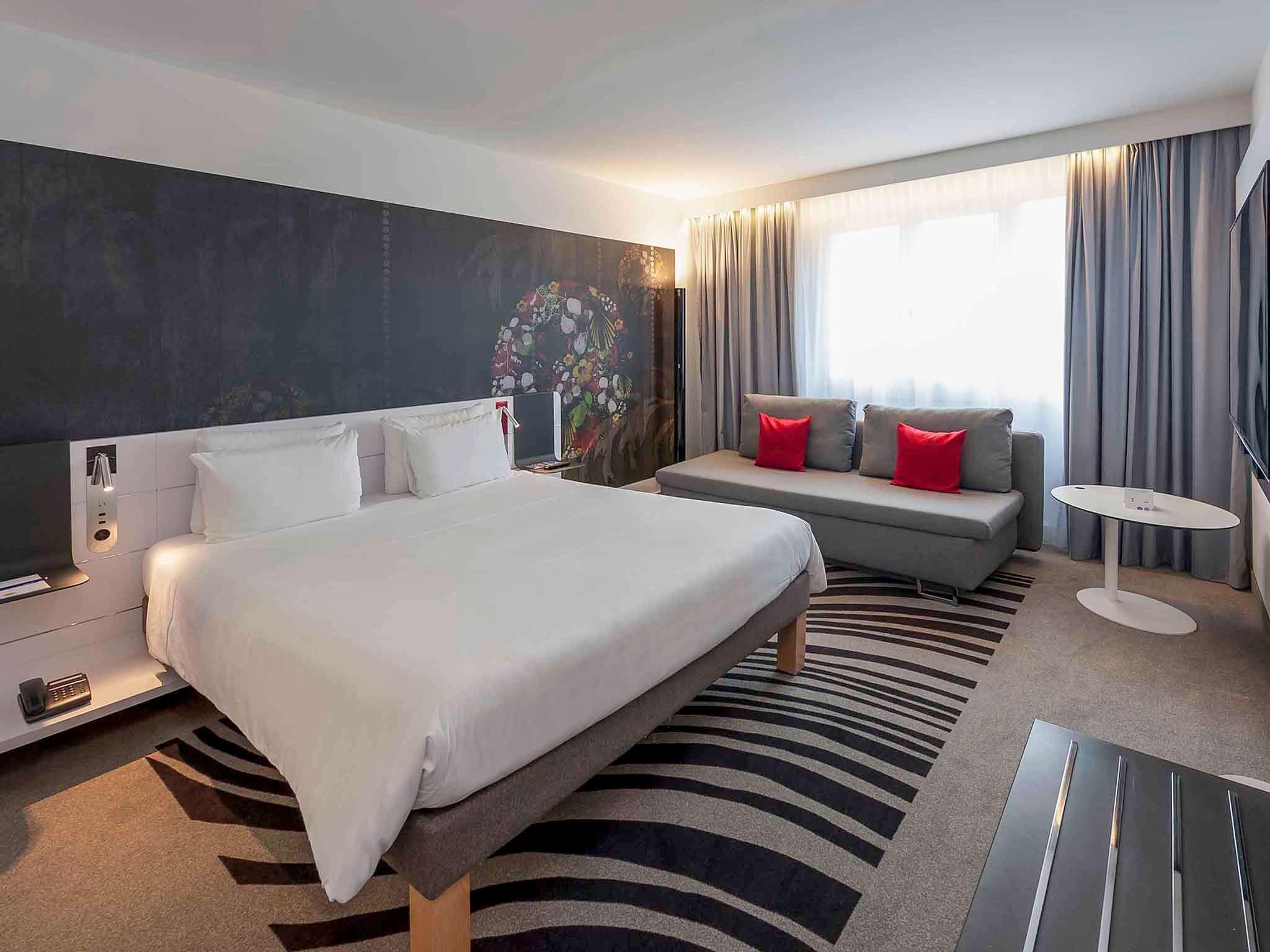 Hotel in München - Novotel München City online buchen
