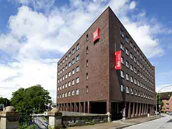 Gunstiges Hotel Hamburg Flughafen Ibis Accor Accorhotels