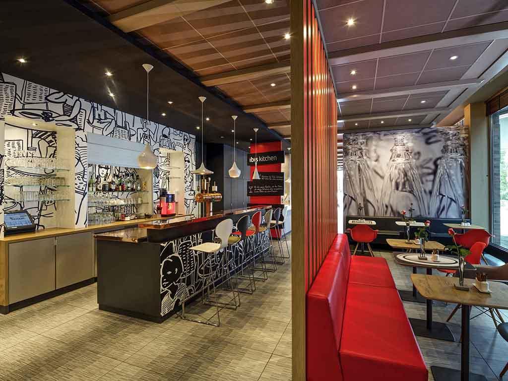 Hotel in hamburg ibis hamburg alsterring for Nl hotel hamburg