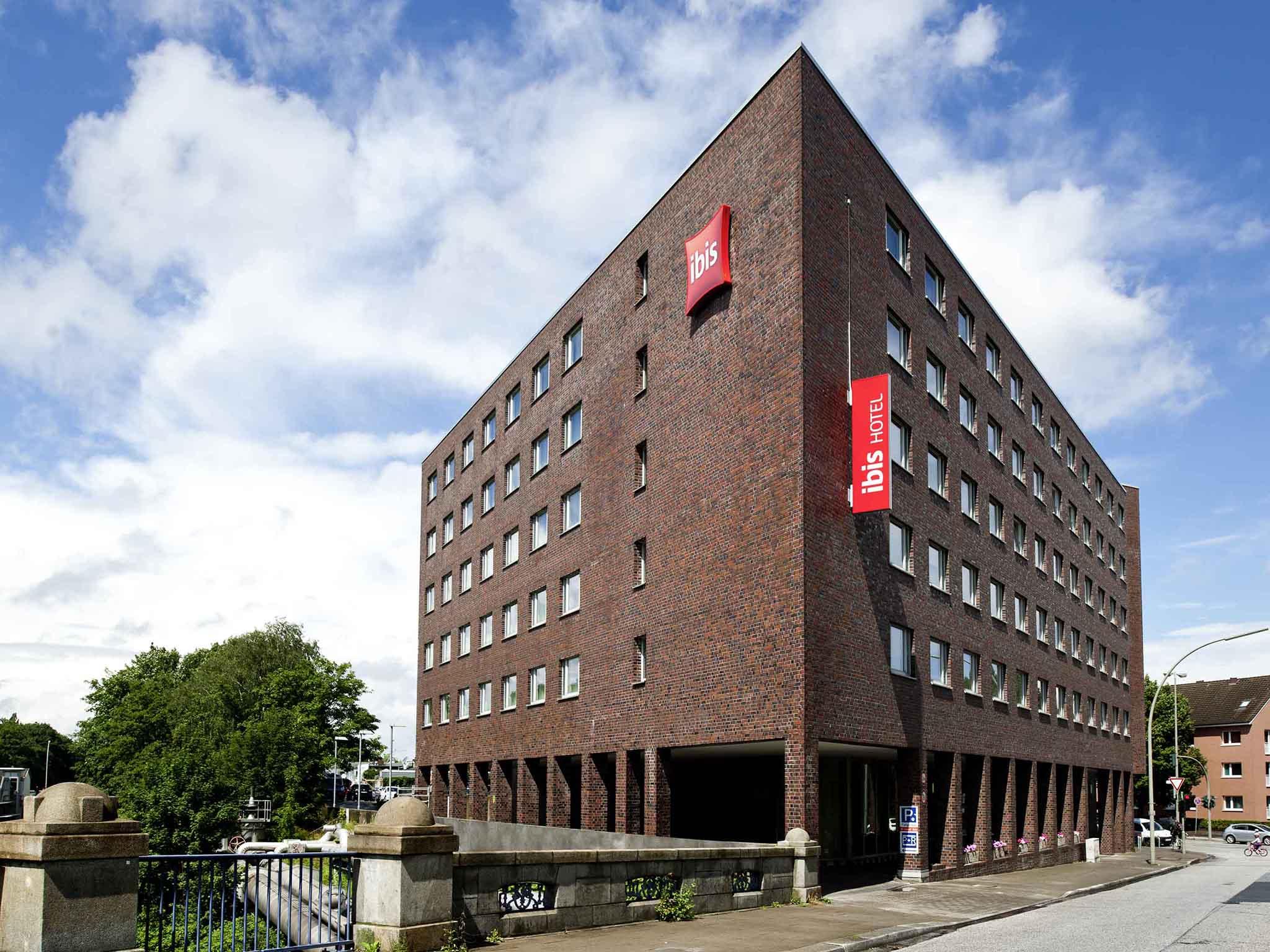 Отель — ibis Гамбург Альстерринг