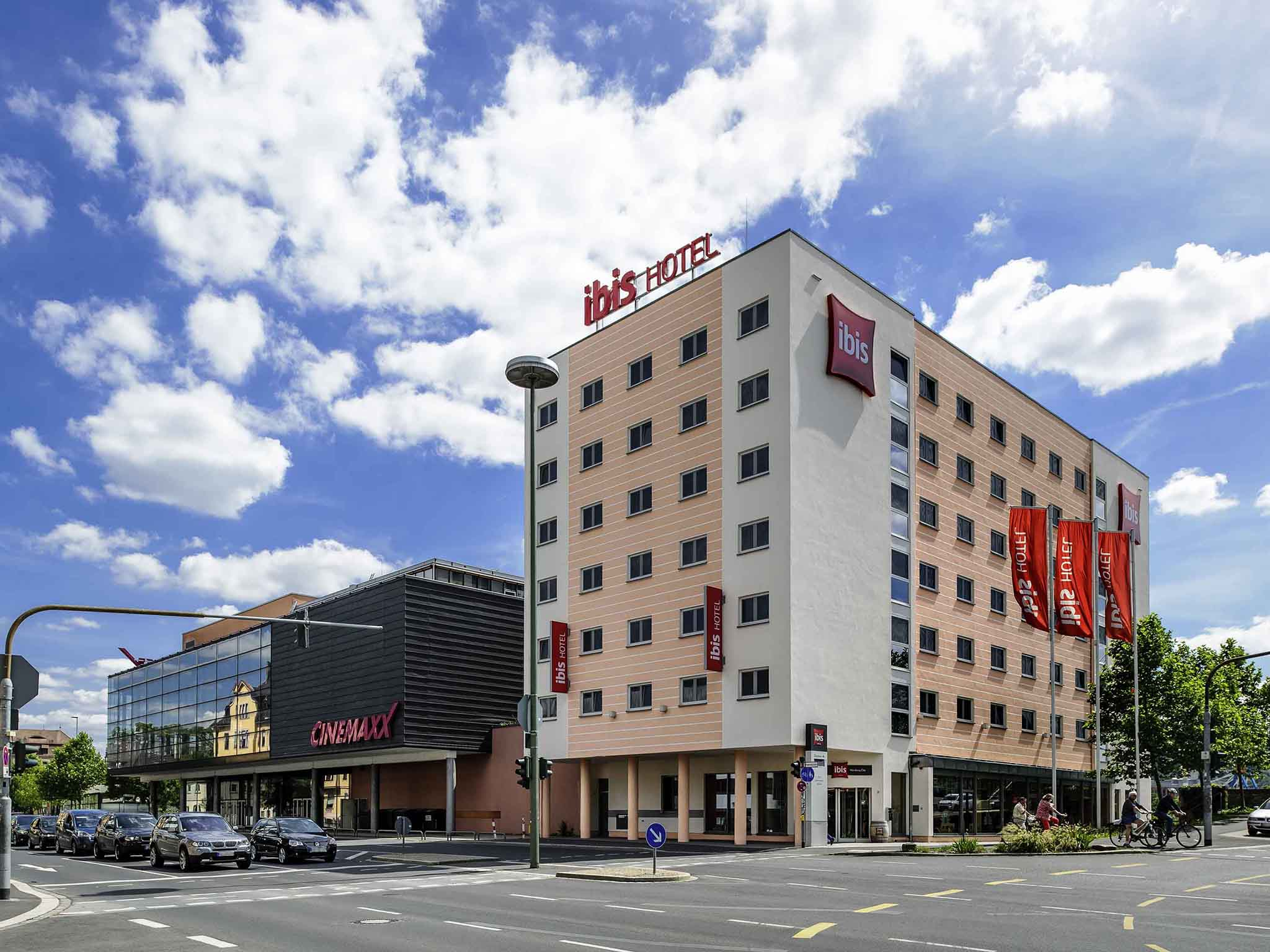 Augsburg Ibis Hotel Hauptbahnhof