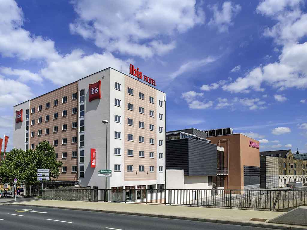 Hotel in w rzburg ibis hotel w rzburg city buchen for Hotels in wuerzburg