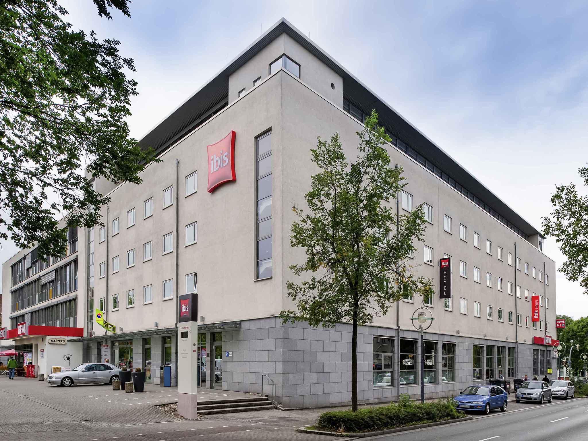 Отель — ibis Dortmund City