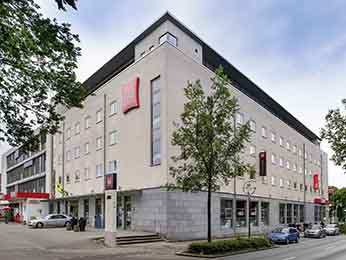 Hotel ibis dortmund city book your hotel in dortmund now for Hotel dortmund messe