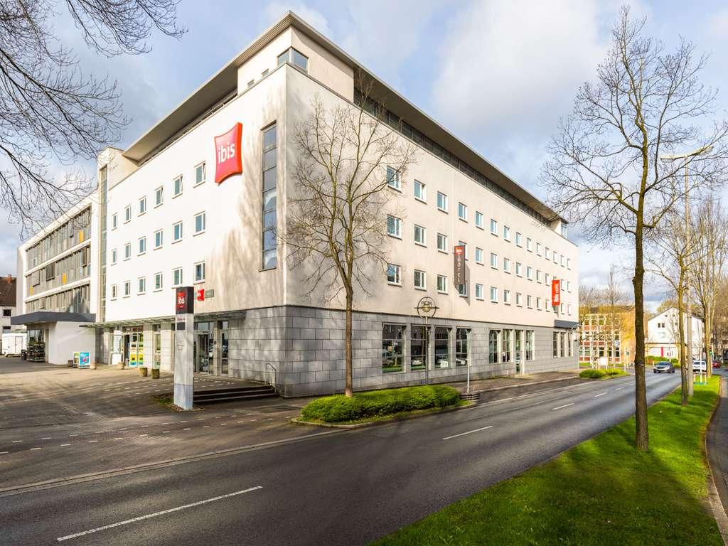 hotel in dortmund ibis dortmund city