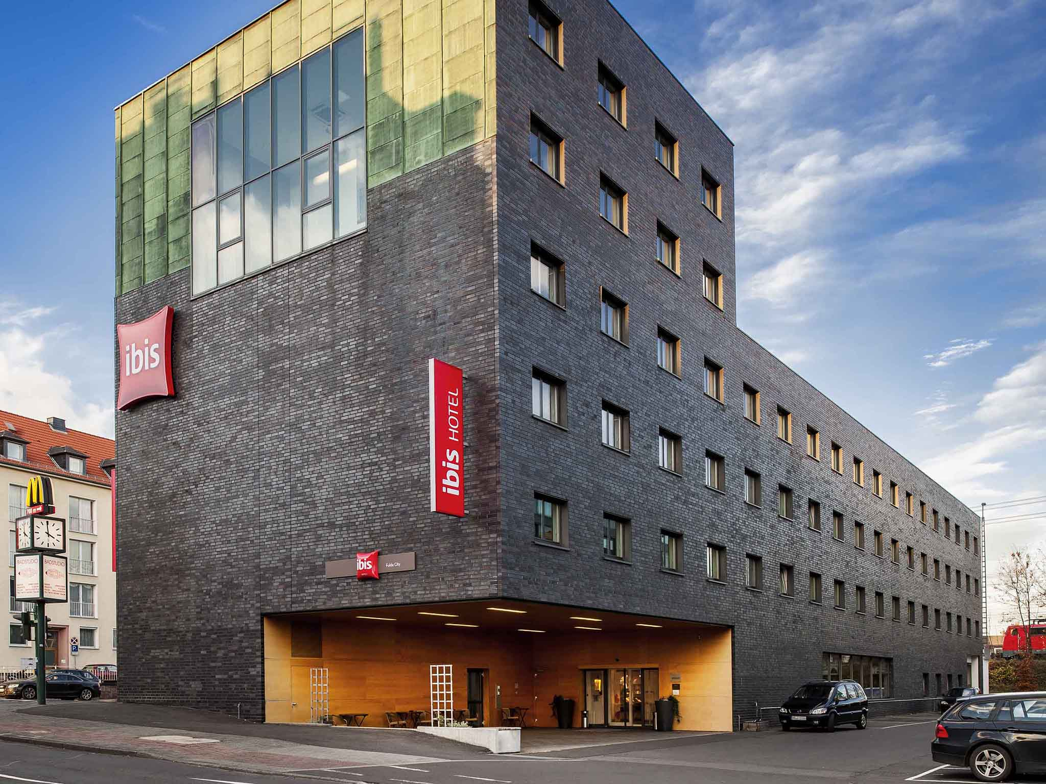 Hotel in fulda ibis hotel fulda city online buchen for Designhotel fulda