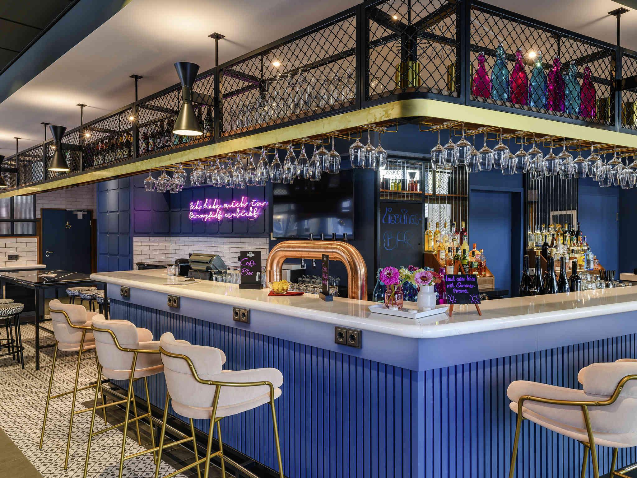 Hotell – ibis Darmstadt City