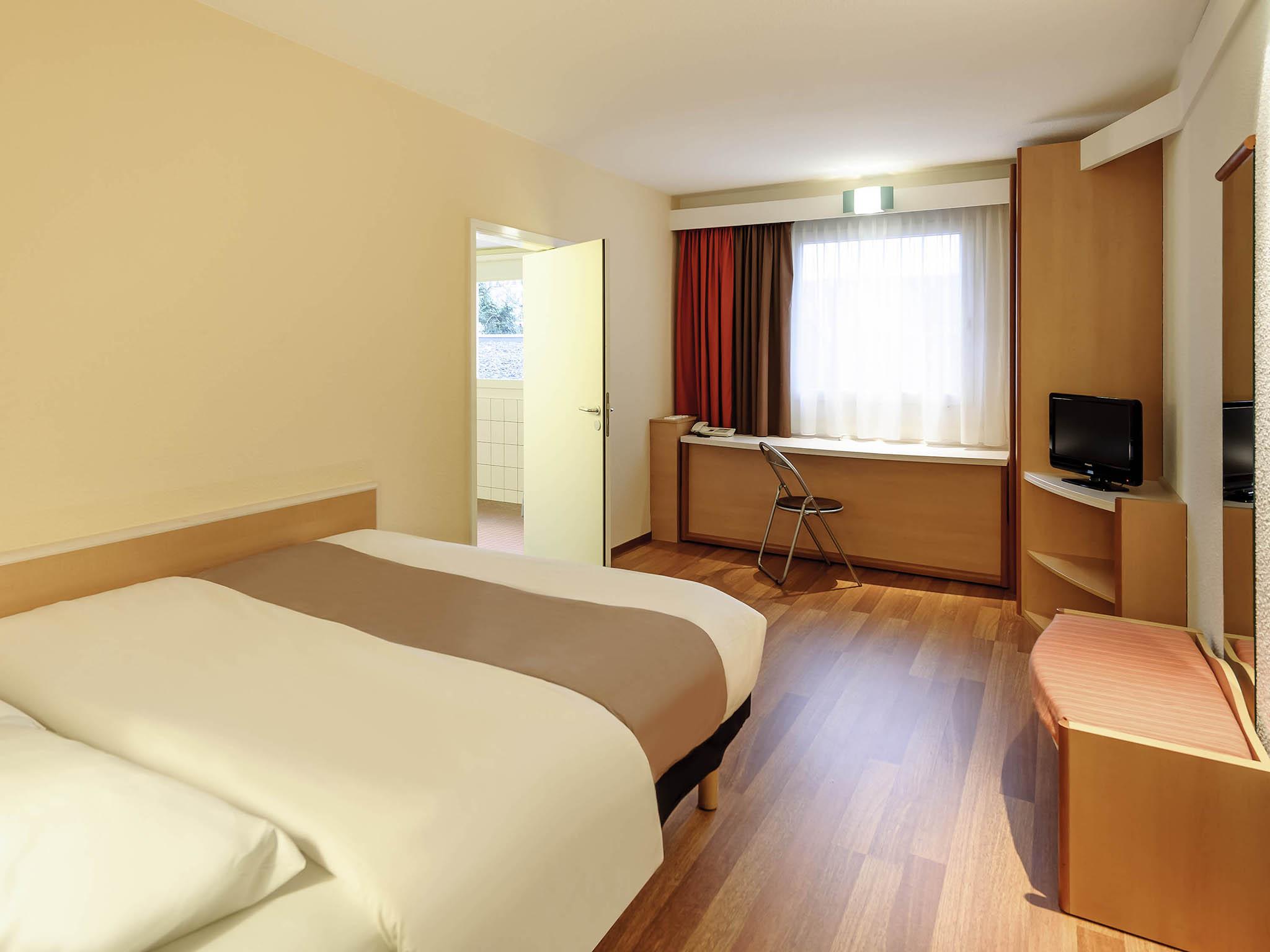Hotel in Darmstadt - ibis Hotel Darmstadt City buchen