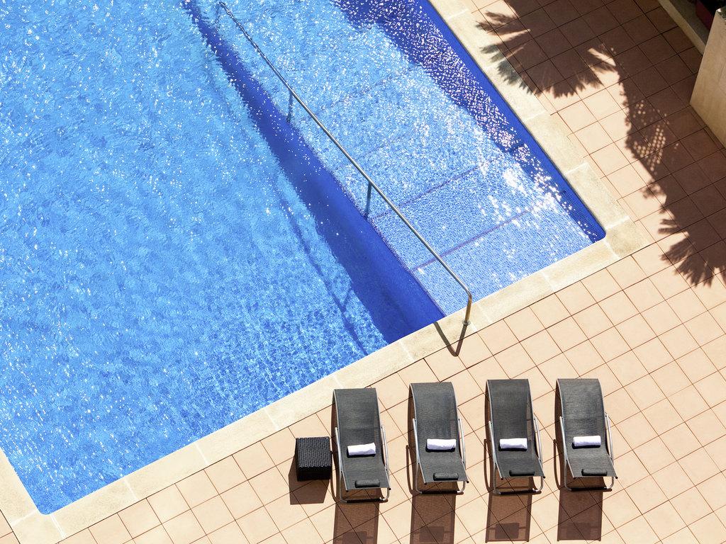 hotel pension completa barcelona