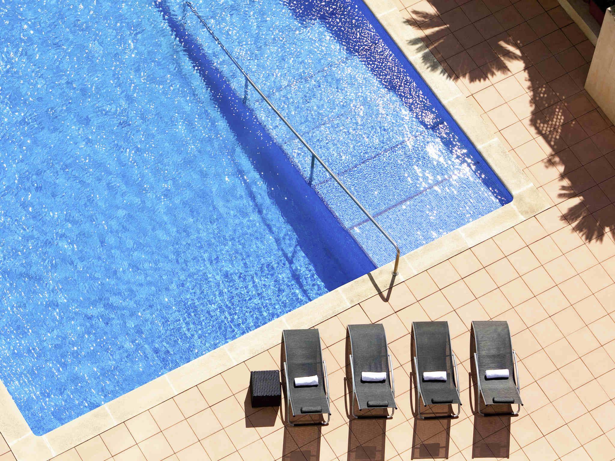 酒店 – 诺富特巴塞罗那圣琼德斯皮酒店