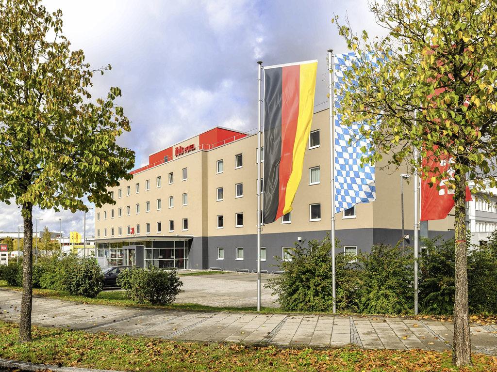 Hotel in Erding ibis bud München Airport Erding