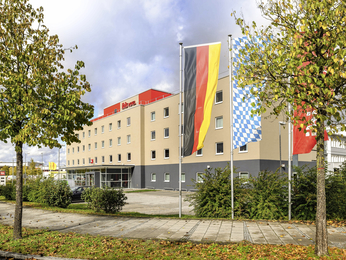 Hotel - ibis Munique Messe