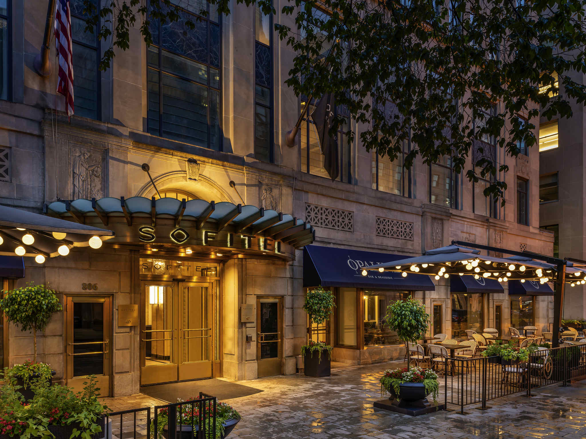 Otel – Sofitel Washington DC Lafayette Square