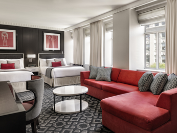 Rooms - Sofitel Washington DC Lafayette Square