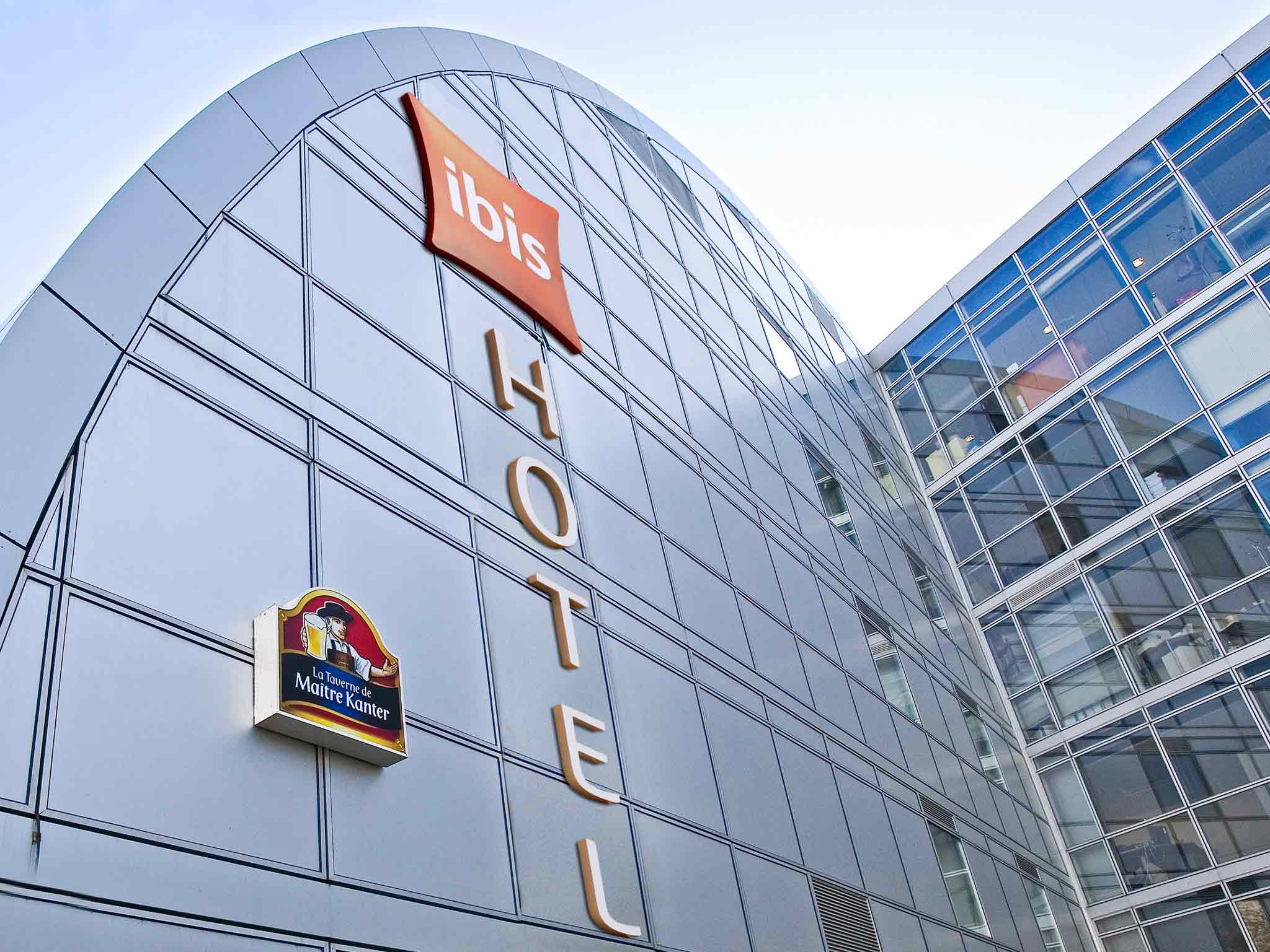 Hotel – ibis Besançon La City