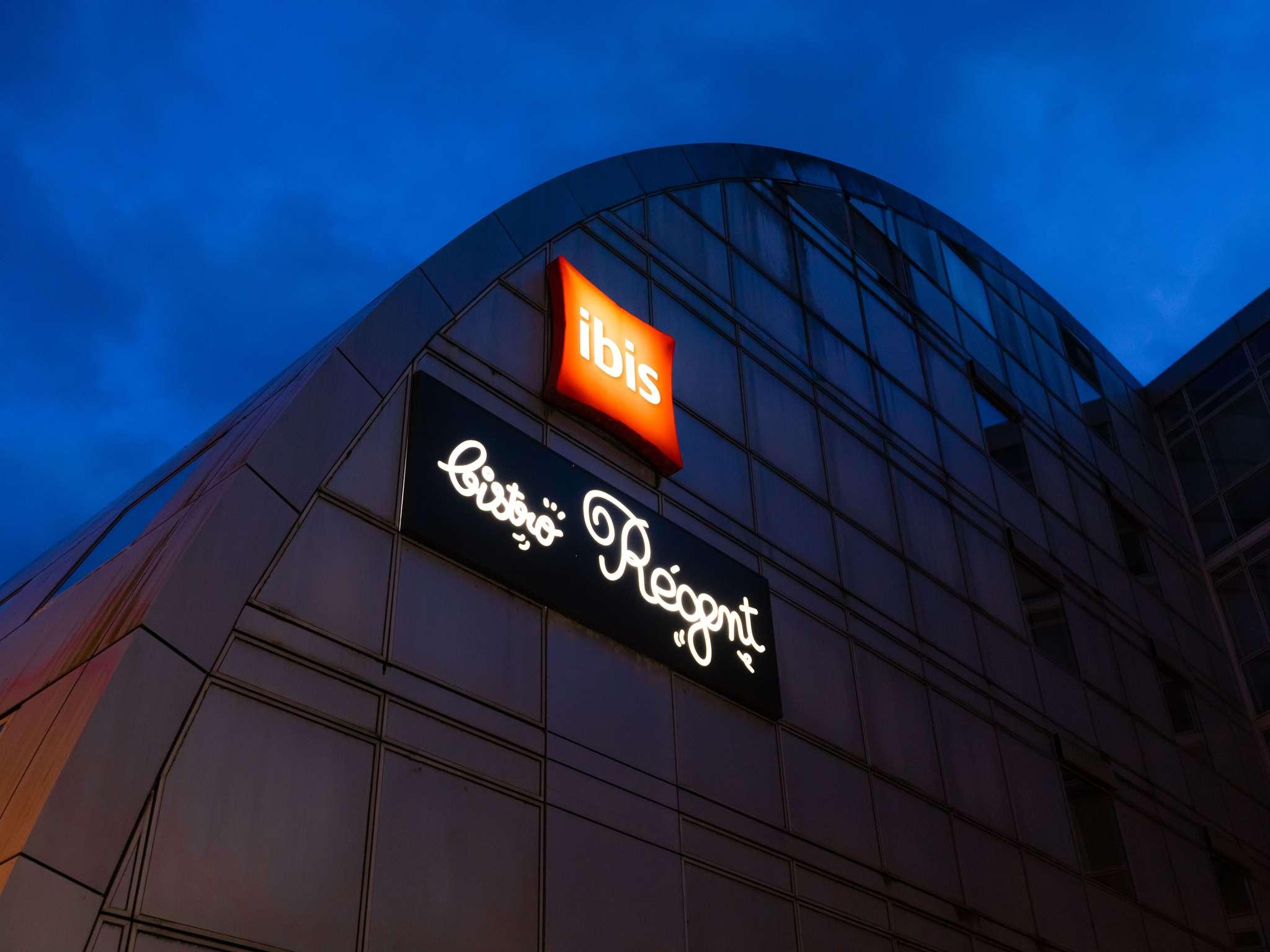 Hotell – ibis Besancon La City