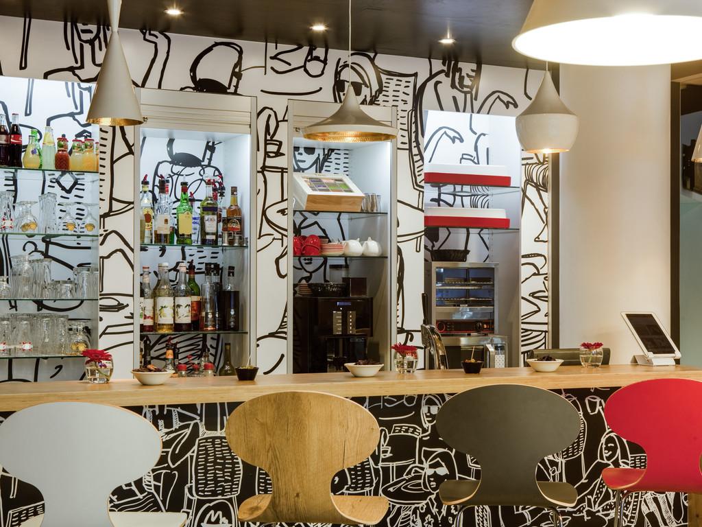 Ibis kitchen buffet clichy restaurants by accorhotels - Porte de clichy restaurant ...
