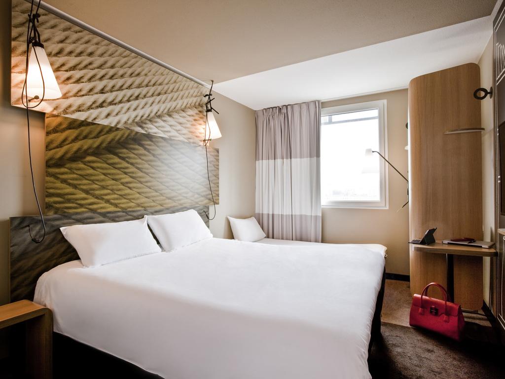Cheap hotel paris ibis budget paris porte de montmartre - Ibis budget hotel paris porte de montmartre ...