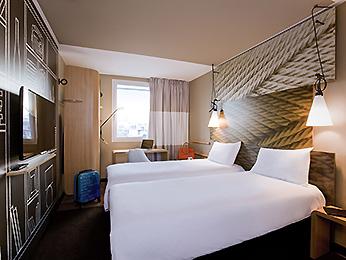 Hotel pas cher clichy ibis paris porte de clichy centre for Hotel paris pas cher annulation gratuite
