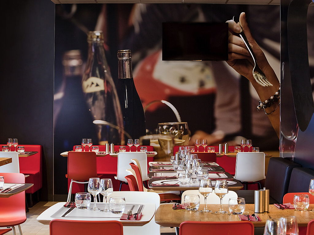 Cheap hotel clichy ibis paris porte de clichy centre - Porte de clichy restaurant ...