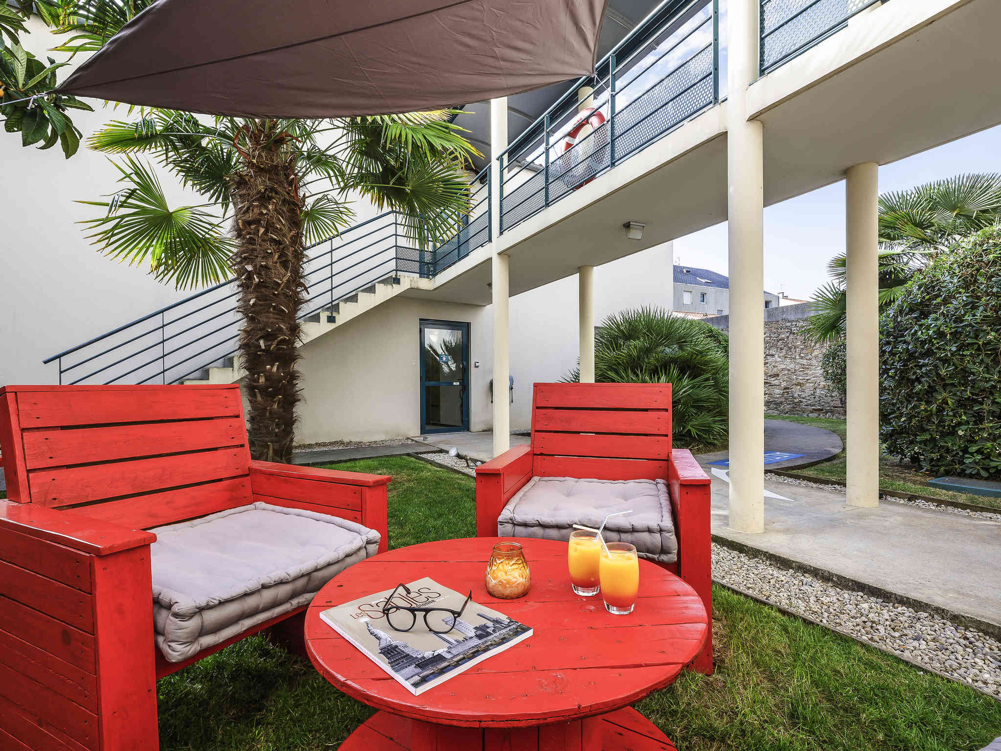 فندق - ibis Les Sables d'Olonne Centre