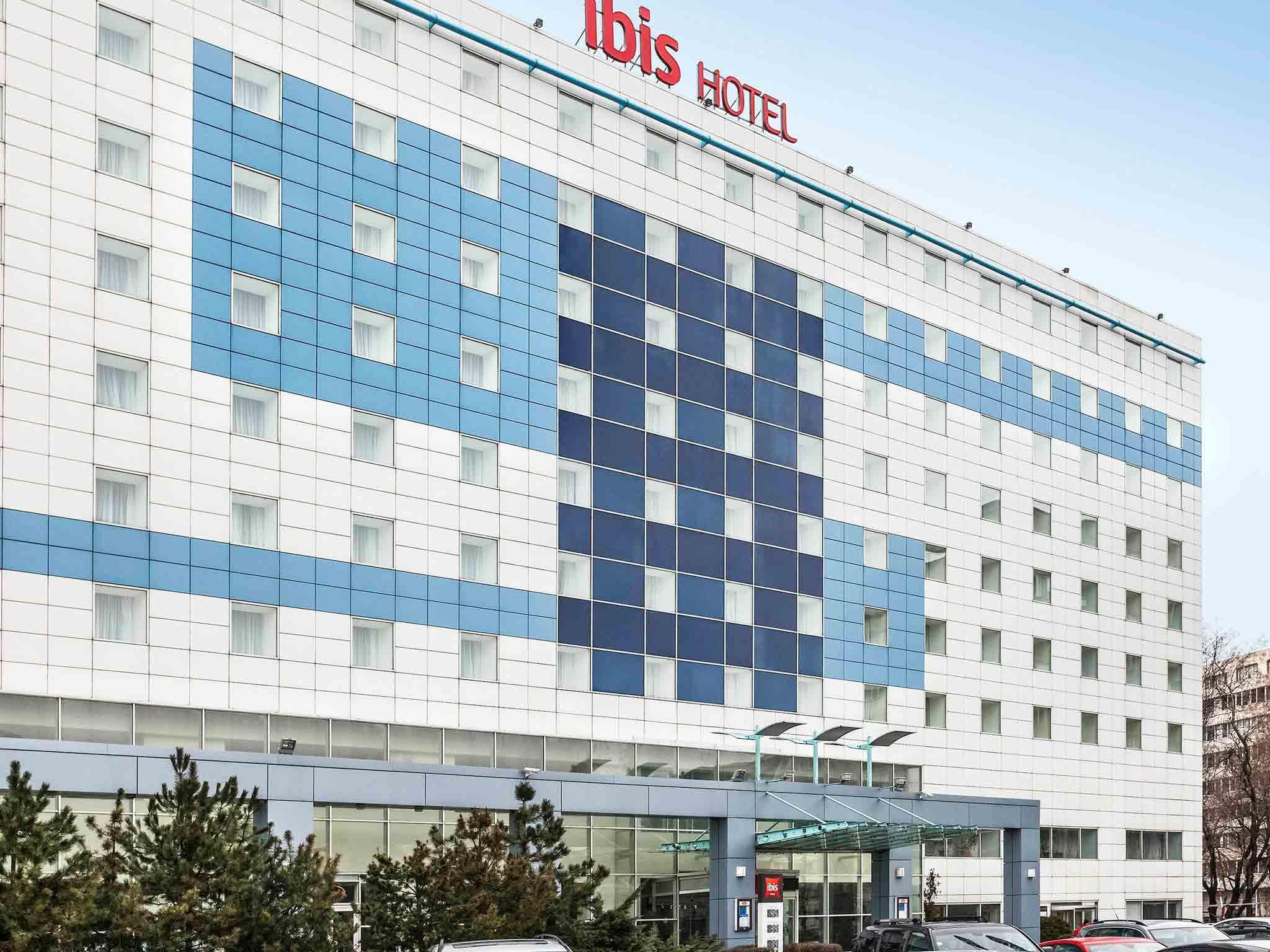 호텔 – ibis Bucharest Gare De Nord
