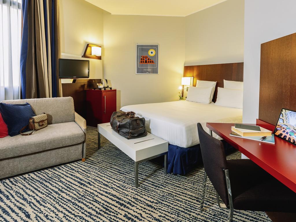 Hotel Mercure Roma Piazza Bologna | 3-star hotel in Rome - Accor