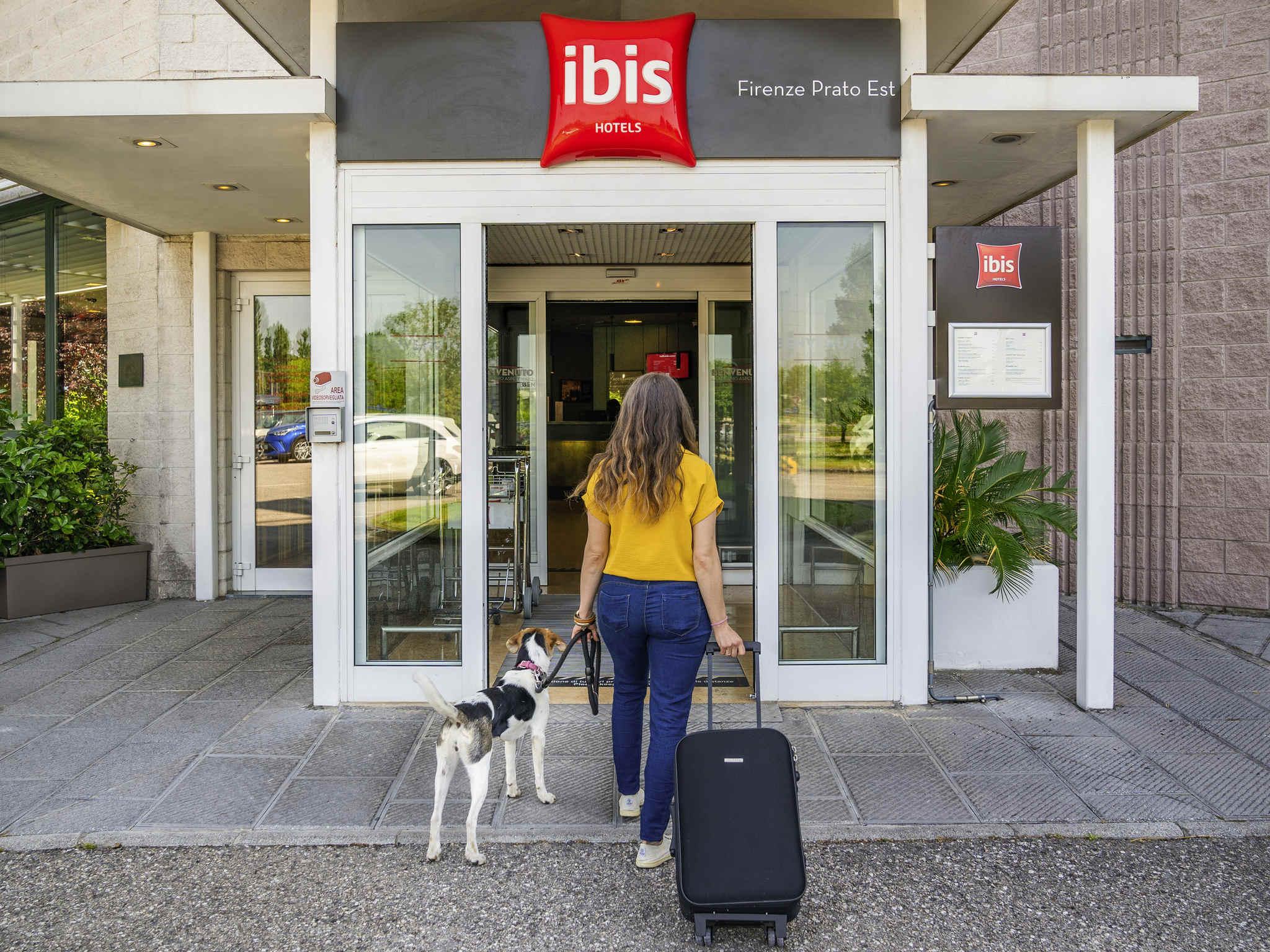 Ibis florence prato est hotel