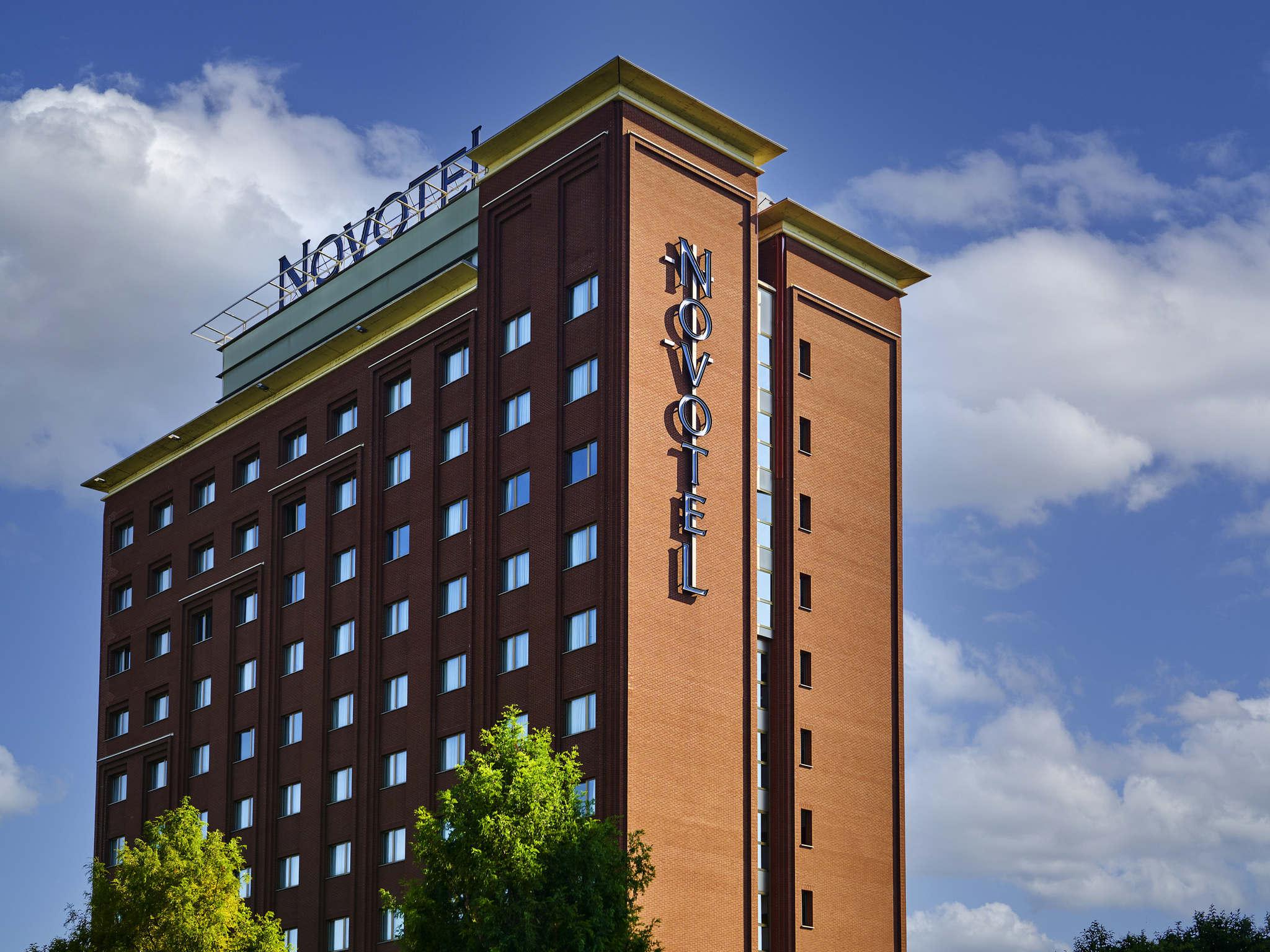 โรงแรม – Novotel Torino Corso Giulio Cesare