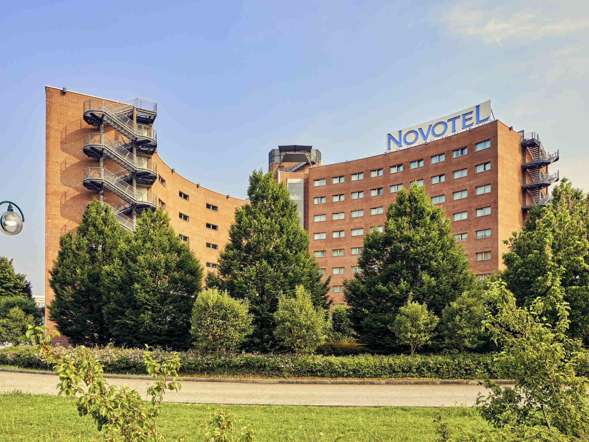 โรงแรม – Novotel Venezia Mestre Castellana