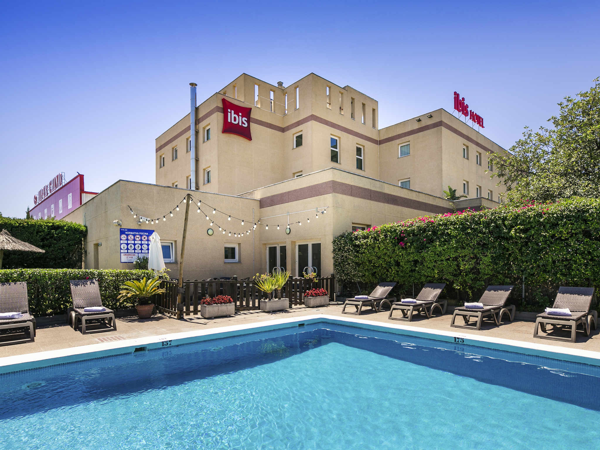 Hotel – ibis Jerez de La Frontera