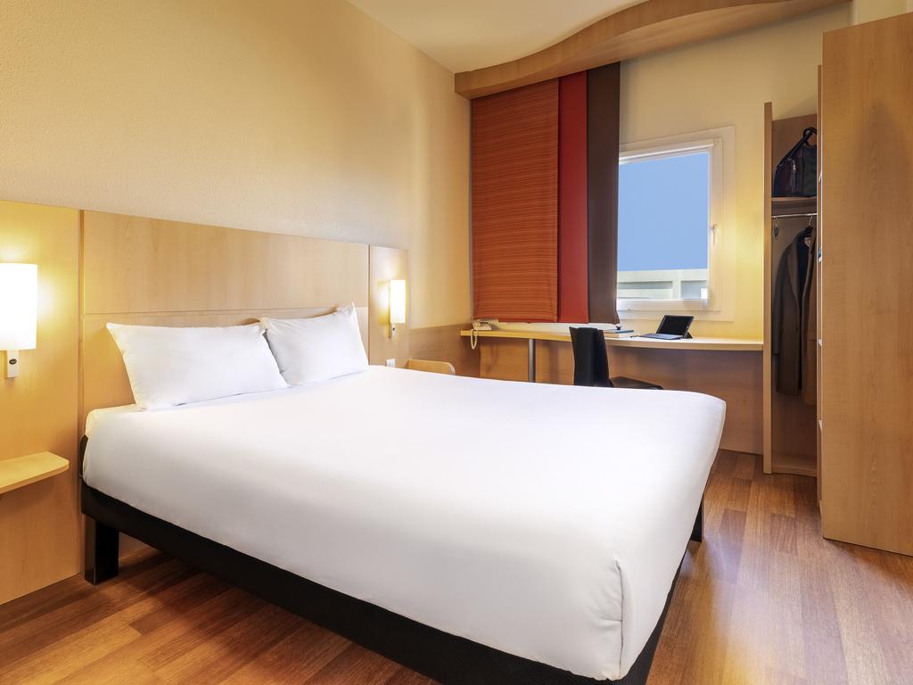 Hotel Em Madrid Reserve O Ibis Budget Em Madrid Valent N