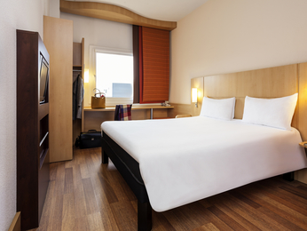 Rooms - ibis Madrid Valentin Beato