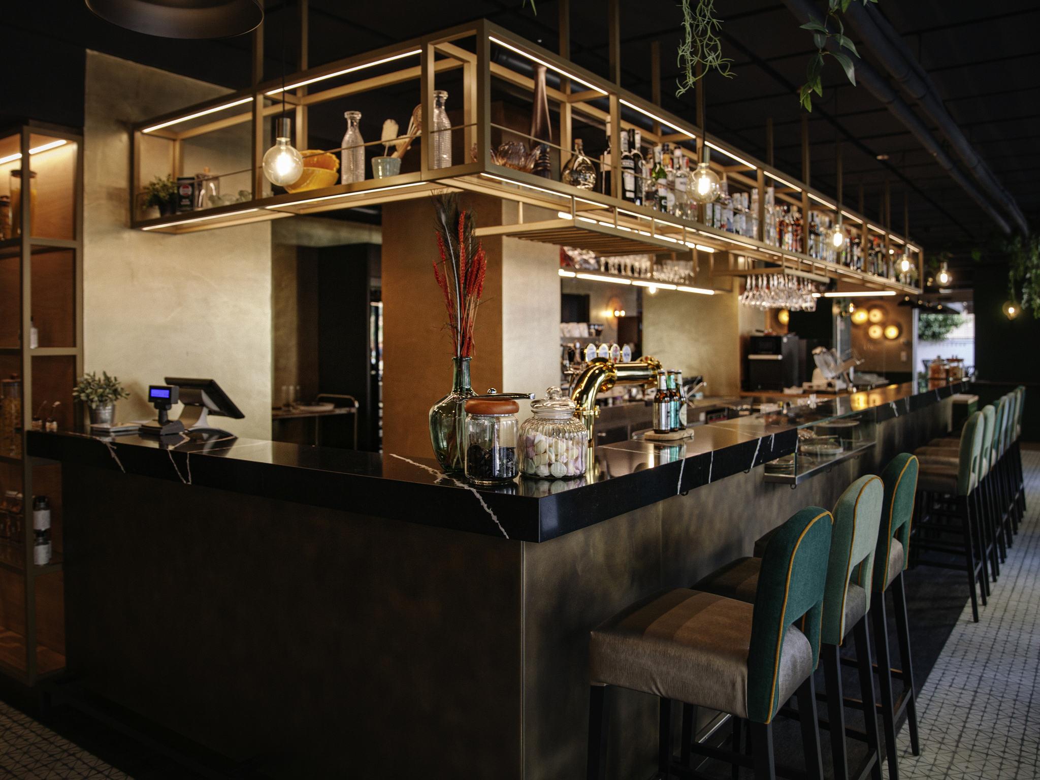 โรงแรม – Mercure Roma Corso Trieste