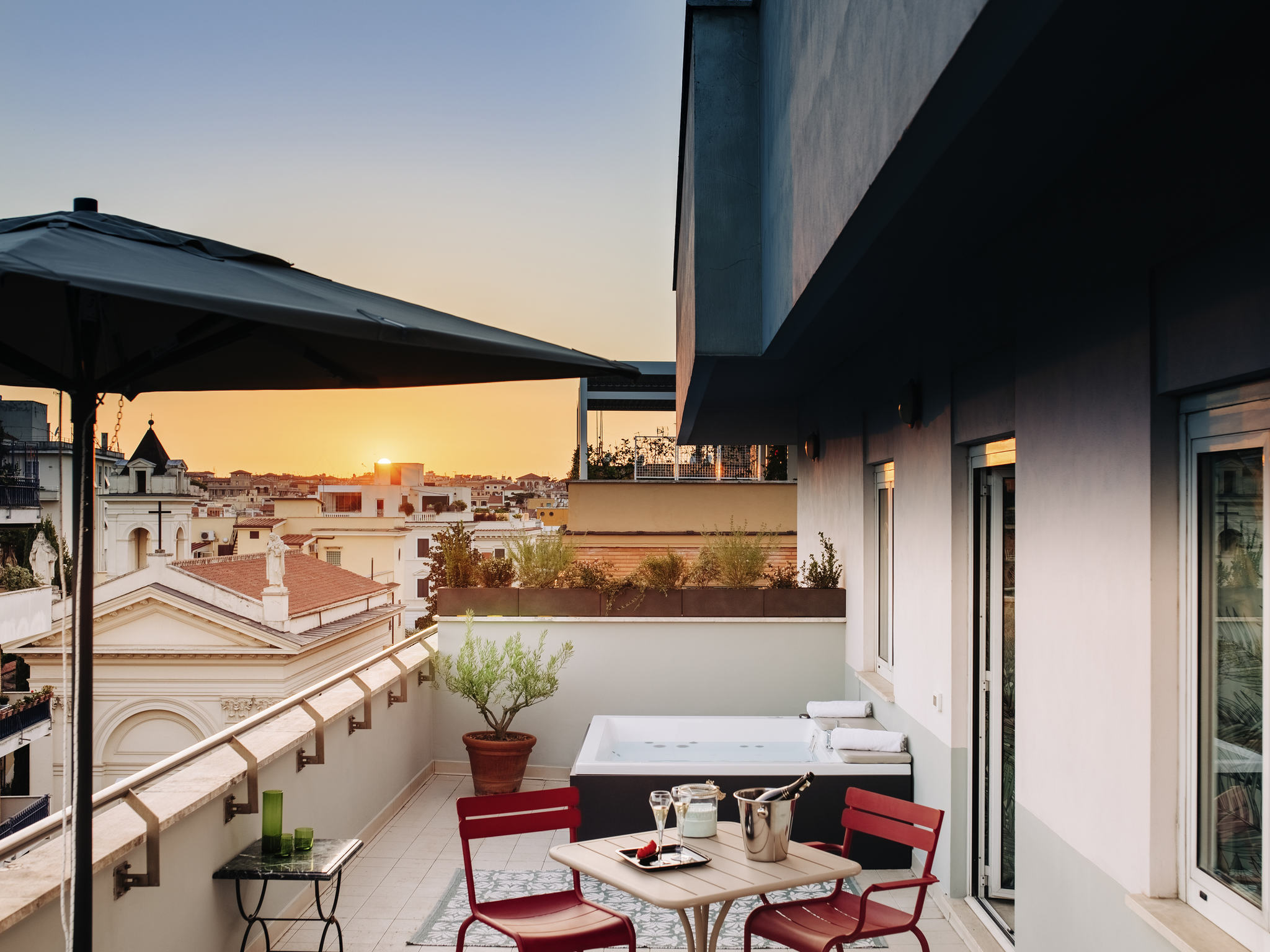 Hotell – Mercure Rome Corso Trieste