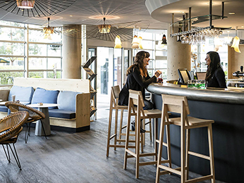 Bar - Novotel Suites Paris CDG Airport Villepinte