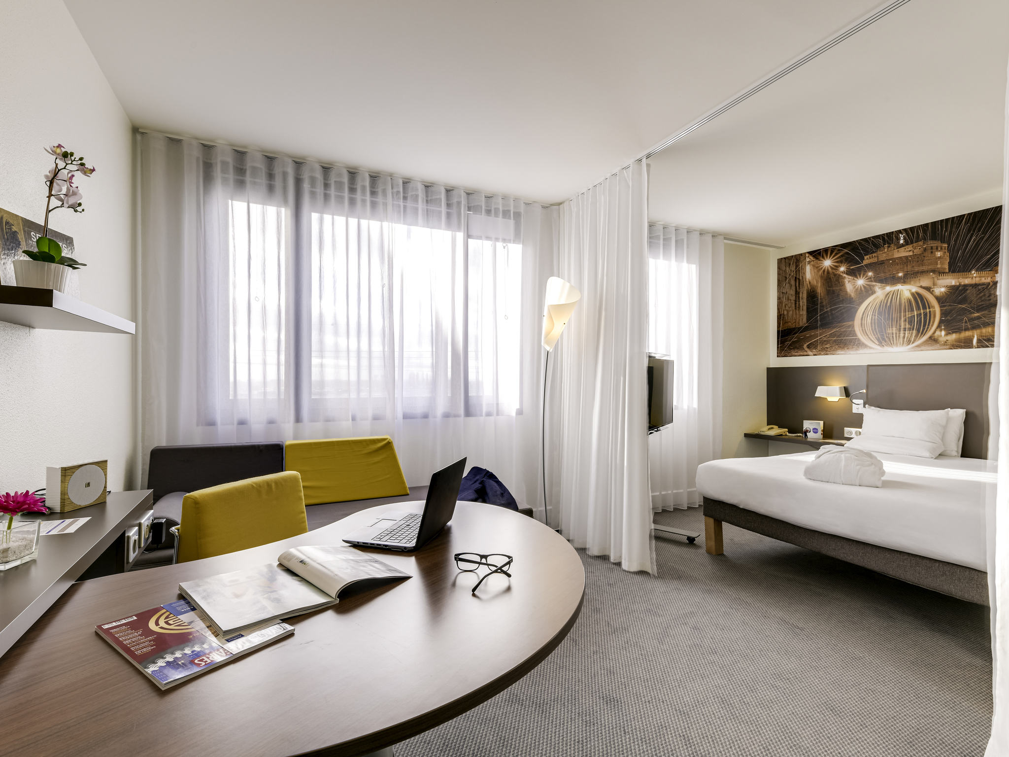 Hotel - Novotel Suites CDG Paris Flughafen Villepinte