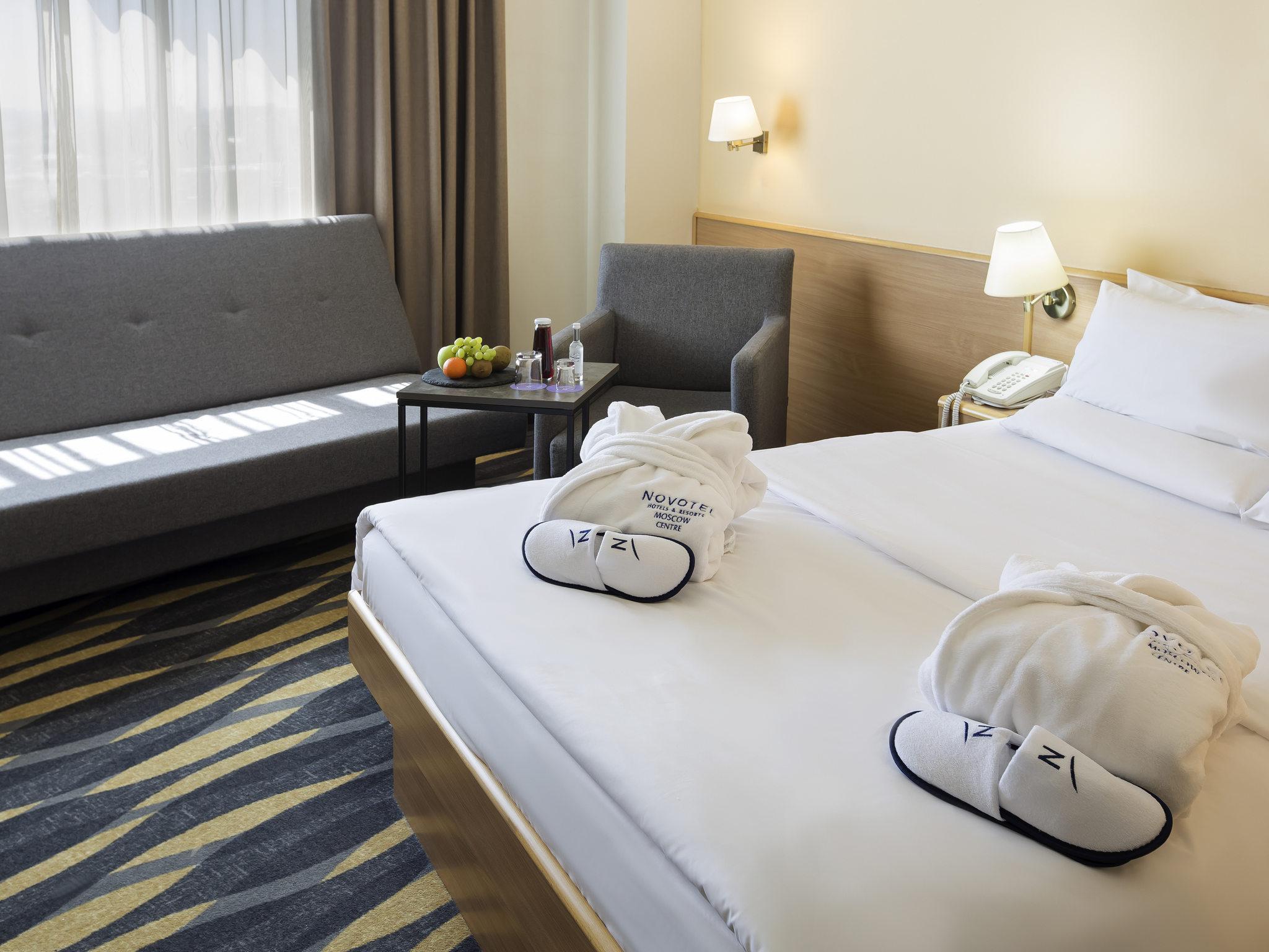 Hotel – Novotel Moscow Centre